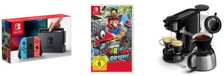 15% Rabatt bei Karstadt dank Amazon Pay   z.B. Nintendo Switch ab 271,99€