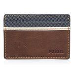 """Fossil Mini Geldbörse """"Elgin brown"""" für 18€ (statt 26€)"""