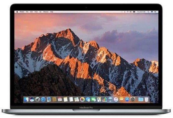 MacBook Pro Retina 2017   13,3 Zoll mit Touchbar für 1.599€ (statt 1.699€)