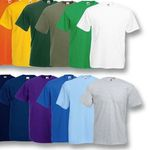 Fruit of the Loom Herren T-Shirts ab 1,99€