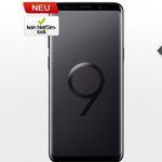 Samsung Galaxy S9 für 99€ + o2 Free M mit 10GB LTE für 39,99€ mtl. – Kombi-Vorteil mit 5€ Rabatt pro Monat möglich