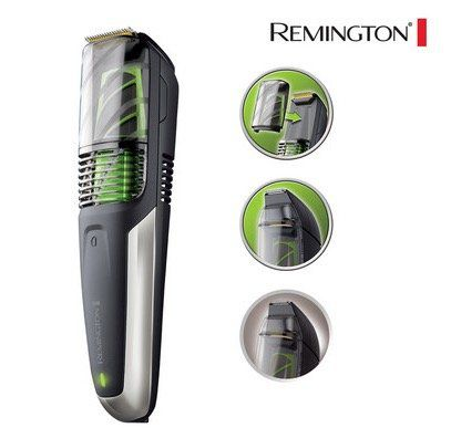 Remington MB6850 Vakuum Bartschneider für 39,95€ (statt 61€)