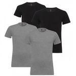 4er Pack Levi's Crew-Neck Herren T-Shirts für 32,99€ (statt 40€)