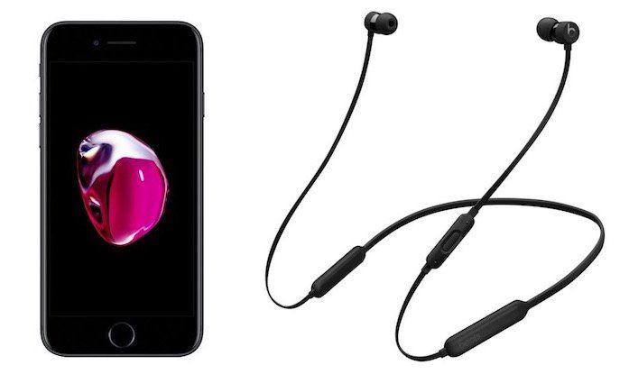 iPhone 7 + Beats X In Ear Kopfhörer für 49€ + Vodafone Flat mit 4GB für 31,99€ mtl.