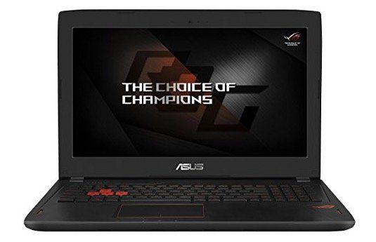 Asus ROG GL502VS FY043T Gaming Notebook mit GTX 1070 für 1.199€ (statt 1.699€)