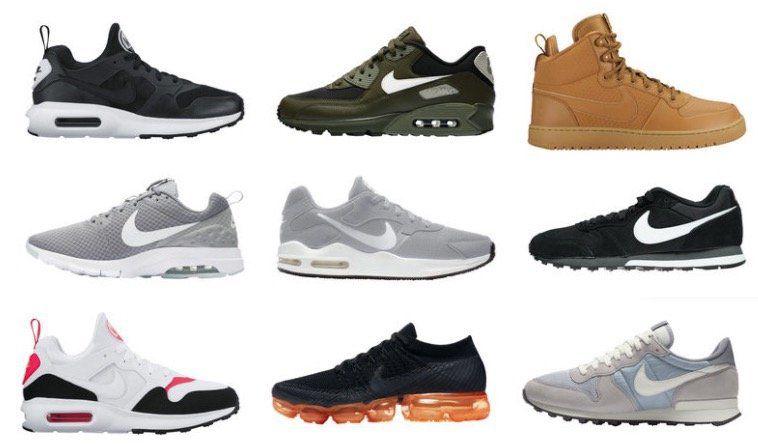 15% Rabatt auf ausgewählte Nike Sneaker bei engelhorn + 5€ Gutschein