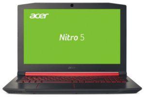 ACER Nitro 5 (AN515 51 5491) mattes 15.6 Full HD Notebook mit GTX 1050 für 777€