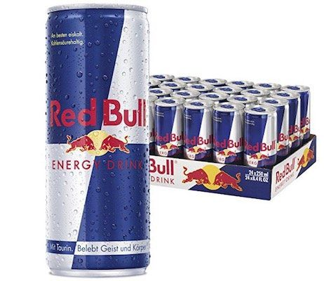 24er Pack Red Bull Energy Drink ab 20,42€ zzgl. 6€ Pfand
