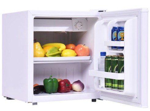 Mini Kühlschrank Energieeffizienzklasse A : Costway ep mini kühlschrank mit gefrierfach l für