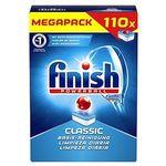 110er Pack Finish Classic Spülmaschinentabs ab 8,44€ (statt 13€) – Plus Produkt