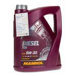 5 Liter MANNOL 5W-30 Diesel TDI Motoröl für VW, Audi, Seat, Skoda für 17,99€ (statt 25€)