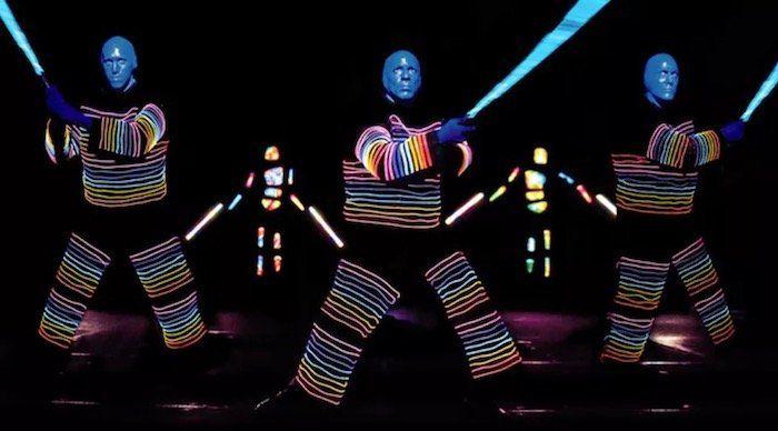 Tickets für die Blue Man Group in Berlin ab 34,90€ (PK 2)   PK 1 gegen Aufpreis