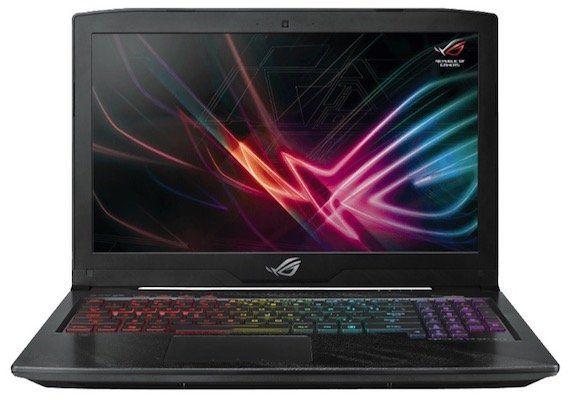 Asus GL503VM ED092T Gaming Notebook mit 120Hz und GTX 1060 für 1.149€ (statt 1.599€)