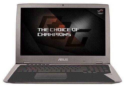 Asus G701VIK BA049T   Gaming Notebook mit 512GB, GTX 1080 und 120Hz für 1.808,90€ (statt 2.799€)
