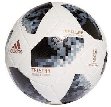 adidas Telstar 18 Top Glider WM 2018 Fußball für 9,99€