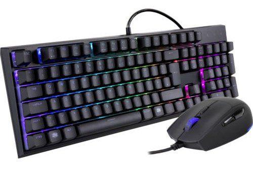 Cooler Master MasterSet MS120   Gaming Tastatur und Maus für 49,90€ (statt 70€)
