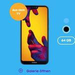 Huawei P20 Lite + Moleskine Smart Writing Set für 9,95€ + Otello Allnet-Flat mit 3GB Daten für nur 19,05€ mtl.