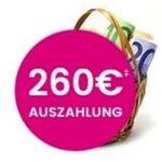 Telekom Magenta Zuhause (DSL-Tarife) mit bis zu 260€ Cashback oder anderen Prämien + zusätzlich 120€ Gutschrift