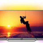 Philips 65PUS8602 – 65 Zoll QLED 4K TV mit 3-fachem Ambilight für 1.299€ + PHILIPS 24PHS4022 TV 24 Zoll, HD-ready (statt 1.768€)