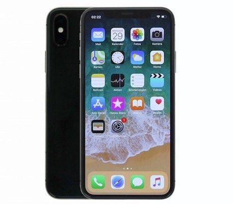 Apple iPhone X 64GB in Space Grau für 881,10€ (statt 939€) + ggf. 48,95€in Superpunkten (als Club Mitglied)