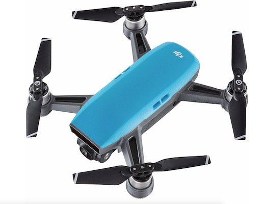 DJI Spark Drohne in mehreren Farben für je 335,90€ (statt 392€)   europäischer Händler (nicht aus China!)