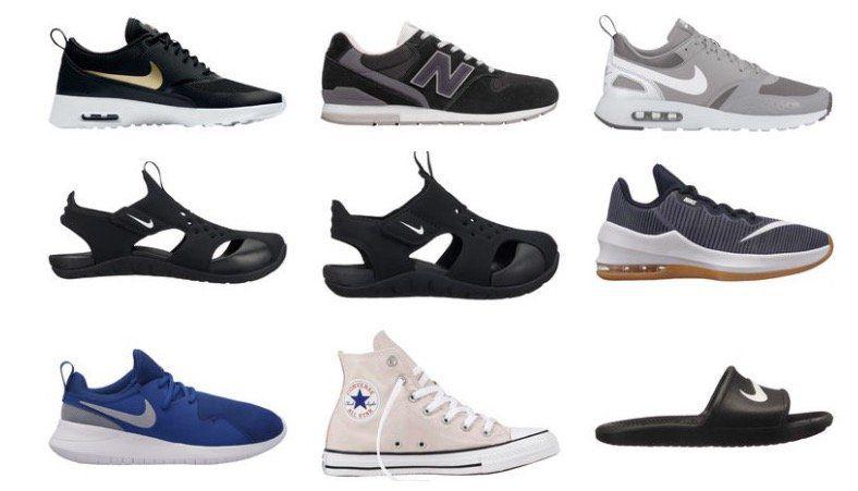 TIPP! 15% auf Marken Sneaker bei engelhorn + weitere 5€ dank Gutschein + VSK frei ab 60€