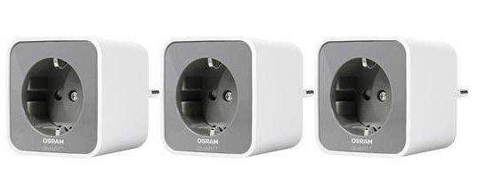 3er Pack Osram Smart+ Plug für 49,89€ (statt 60€)