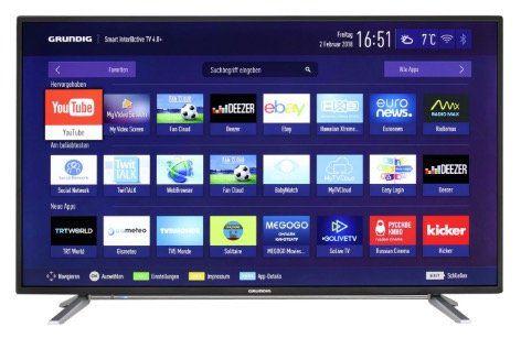 Grundig 55 GUB 8768   55 Zoll 4k Fernseher für 499€(statt 749€)