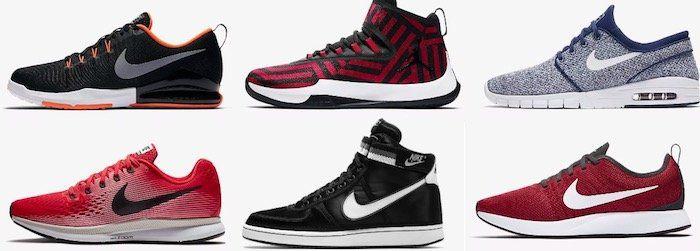 Nike Sale mit 40% Rabatt + kostenloser Versand für Mitglieder (kostenlose Anmeldung)