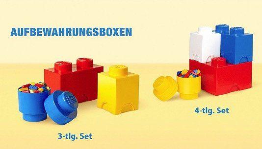 Lego Sale Aufbeahrungsboxen bei vente privee   z.B. 3er Set ab 14,90€ (satt 25€)