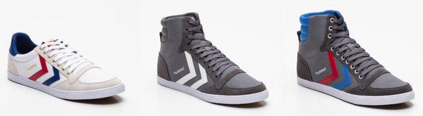 Hummel Sale für Kinder, Damen und Herren bei vente privee   z.B. Hummel Effectus Sneaker für 35€ (statt 59€)