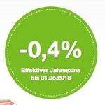 KNALLER! Smava Kredit über 1.000€ und nur 923€ zurückzahlen dank -5% Jahreszins!
