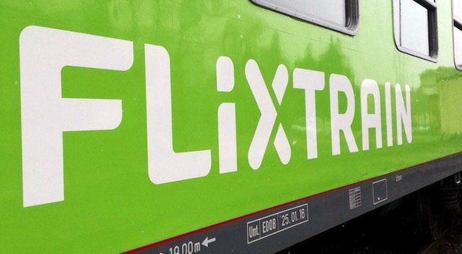 FlixTrain mit 10.000 Tickets (Hin  und Rückfahrt!) für je 9,99€ quer durch Deutschland