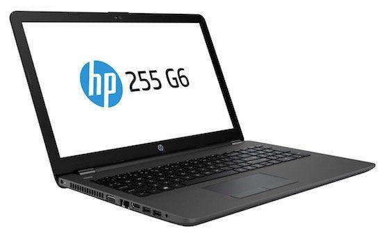 HP 255 G6   einfaches 15,6 Zoll Allrounder Notebook für 204,99€ (statt 259€)   per Masterpass nur 180€!