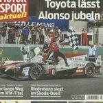 50 Ausgaben Motorsport Aktuell nur 24,95€ (statt 122,50€)