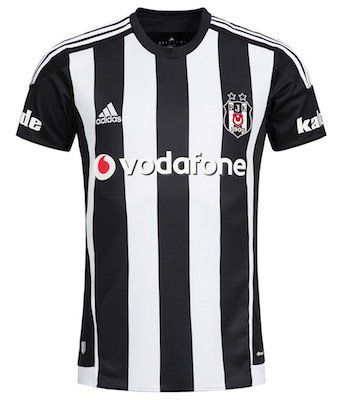 adidas Besiktas Istanbul Trikots für je 7,77€ zzgl. Versand (statt 18€)