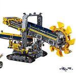 10% Rabatt auf Lego bei myToys – z.B. Lego Technic Schaufelradbagger (42055) für 162,24€ (statt 173€)
