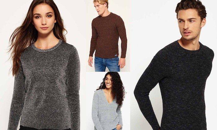 Superdry   Pullover für Damen und Herren ab 27,95€