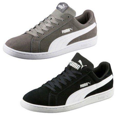 PUMA SMASH SD   Herren Wildleder Sneaker 26,95€ (statt 32€)