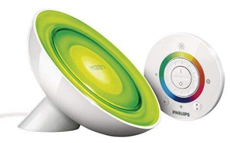 Philips LivingColors Bloom LED Dekoleuchte 8W für 34,07€ (statt 50€)
