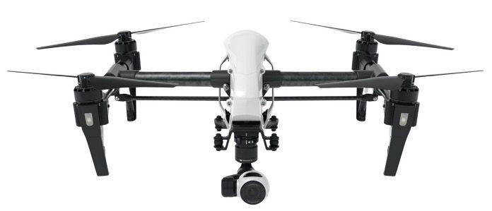 DJI Inspire 1 V2 Profi Drohne mit Zenmuse X3 Kamera für 1005,90€ (statt 1.306€)