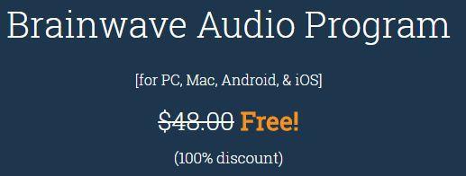 Brainwave Audio Program (Lifetime Lizenz) kostenlos