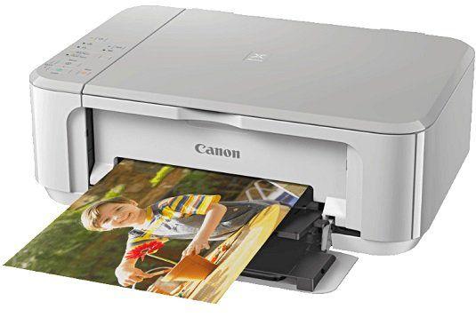 CANON PIXMA MG3650   Multifunktionsgerät mit WLAN & Cloud für 44€ (statt 55€)