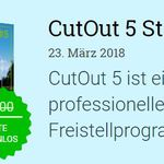 CutOut 5 Standard (Vollversion, Windows) gratis