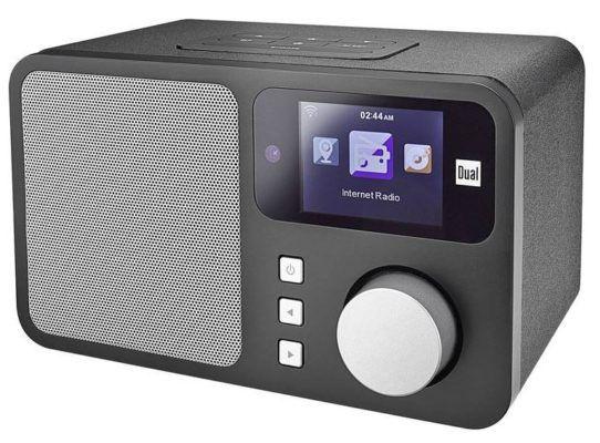 Dual IR 4    Internet WLan Tischradio für 39,99€ (statt 75€)