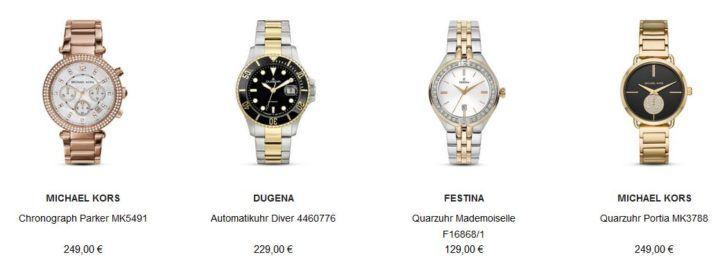 Valmano Gold Wochenende mit 20% extra Rabatt auf alles aus Gold: Schmuck, Uhren ....