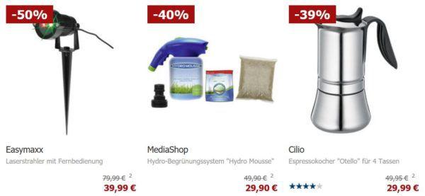 Nur Heute: Karstadt Osterrabatt mit 20% auf Home   günstige Bad, Fashion, Geshirr & Co. Artikel