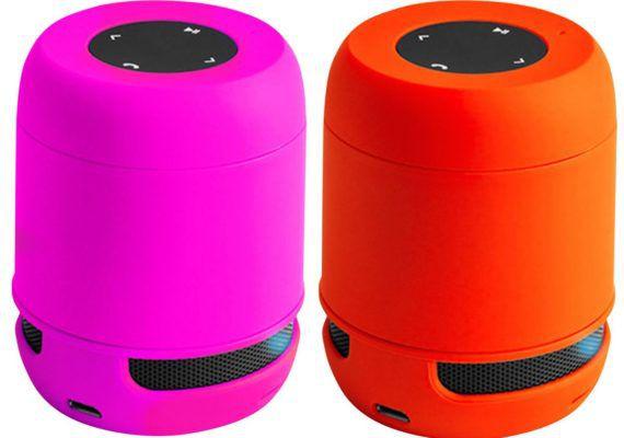 Eaxus 80090   Bluetooth Lautsprecher für 8,99€