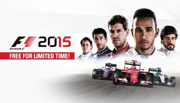 F1 2015 (Steam Key) gratis im Humble Store