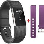 Fitbit Charge 2 Activity-Tracker + Wechselarmband für 88€ (statt 123€)